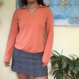 100% Cashmere vintage sweater